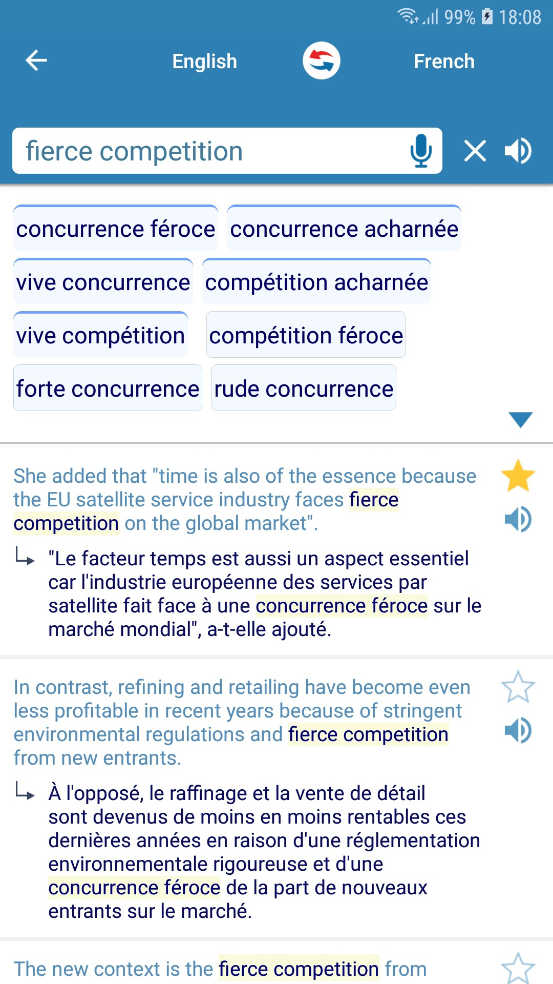 Reverso Context | Reverso translation app for iOS and Android