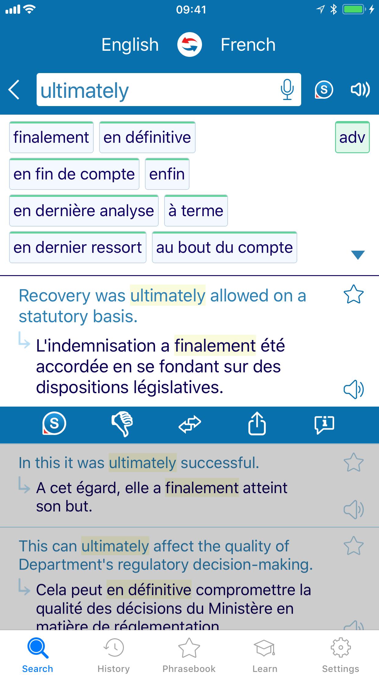 Reverso Context | Reverso translation app for iOS and